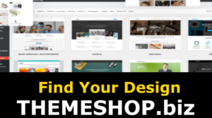 WordPresss Themes Shop